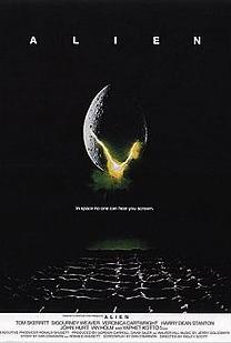 Alien Screenplay