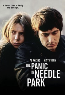 Panic in Needle Park by Joan Didion