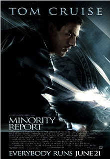 Minority Report Screenplay