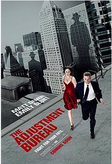 The Adjustment Bureau Screenplay