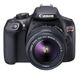 Canon Rebel Filmmaking Equipment