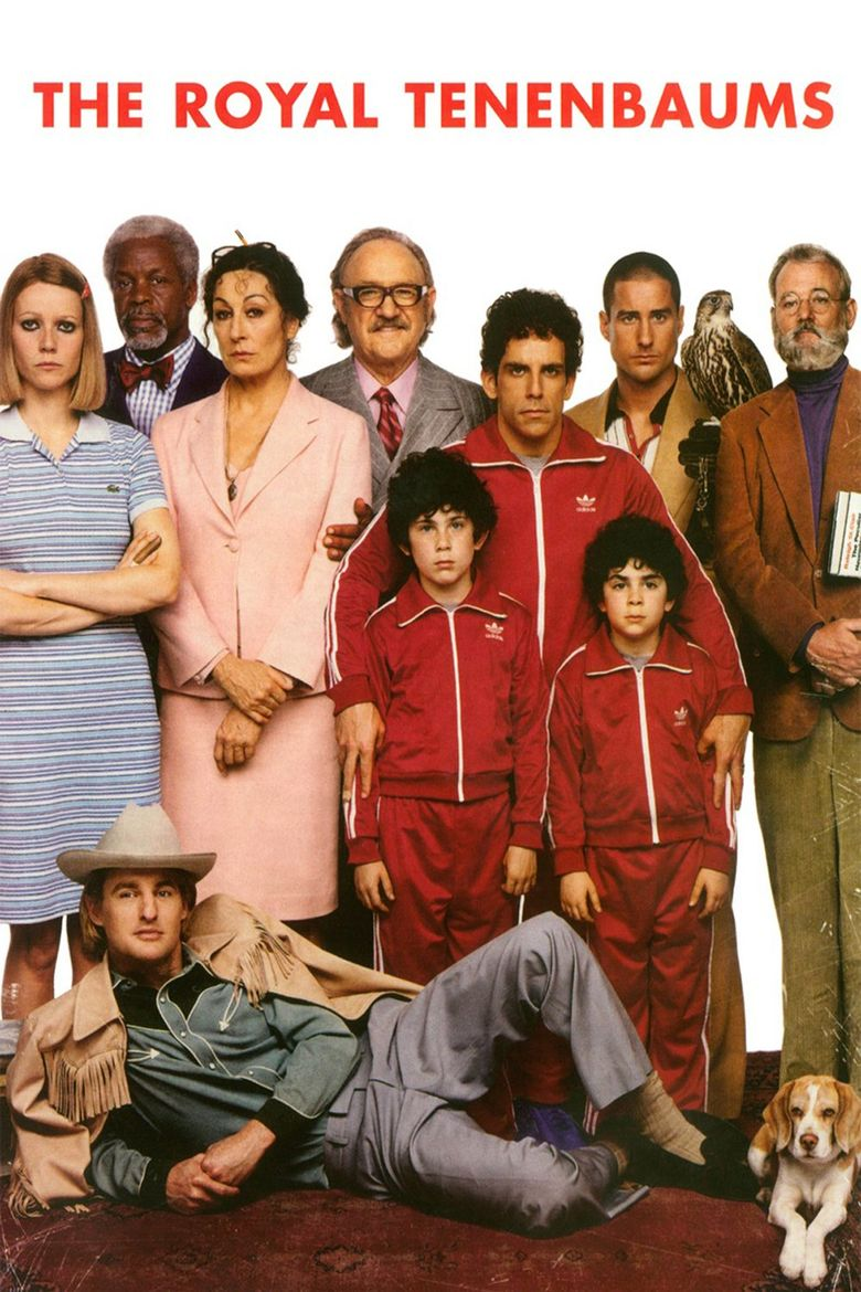 The Royal Tenenbaums Screenplay jpg