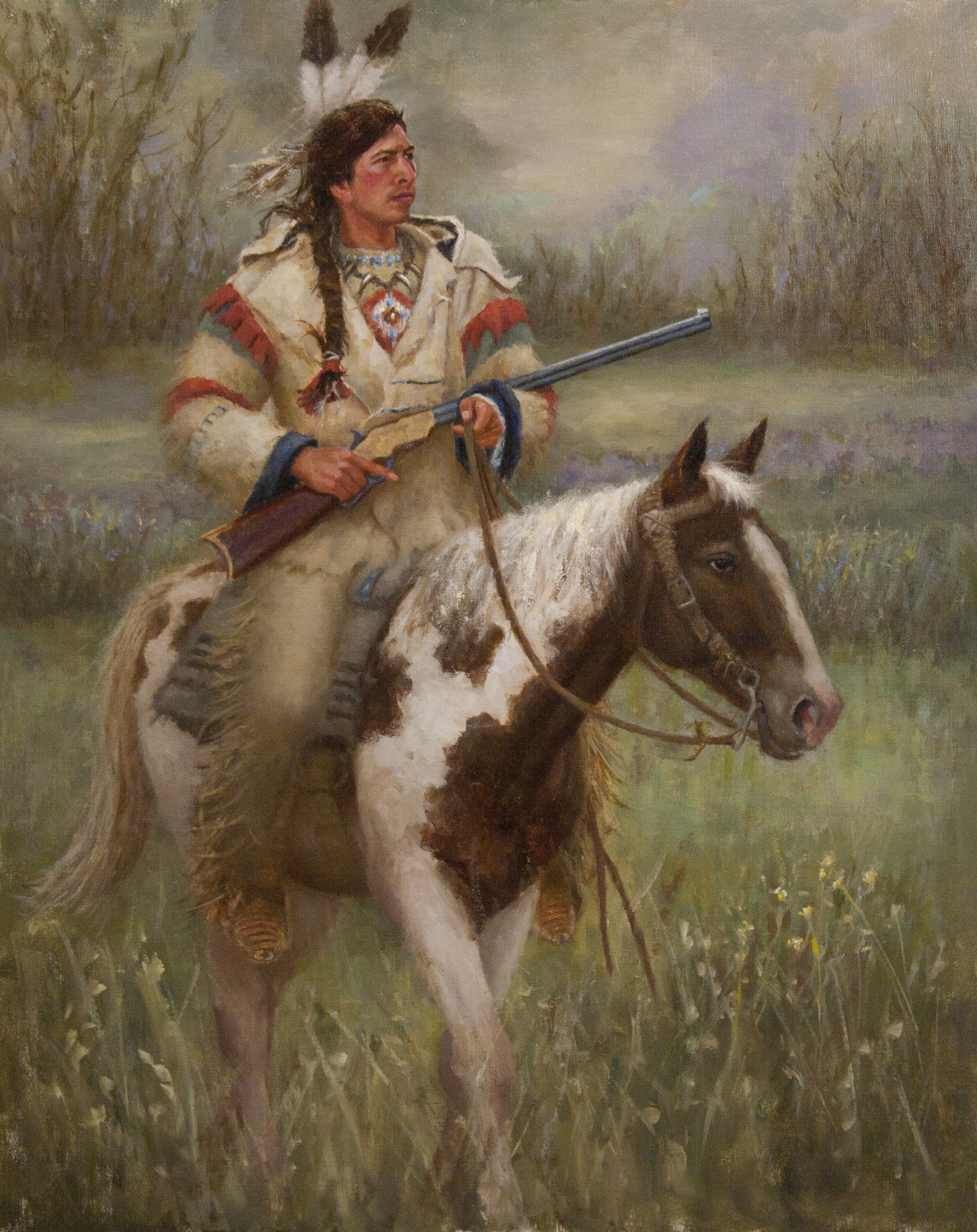 Lakota Hunter ptg 06.jpg