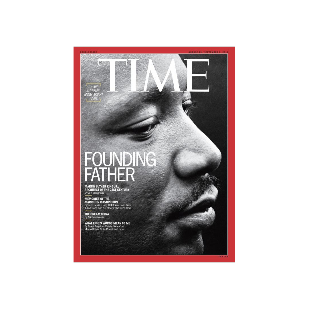 + TIME: Special I Have a Dream Anniversary Issue