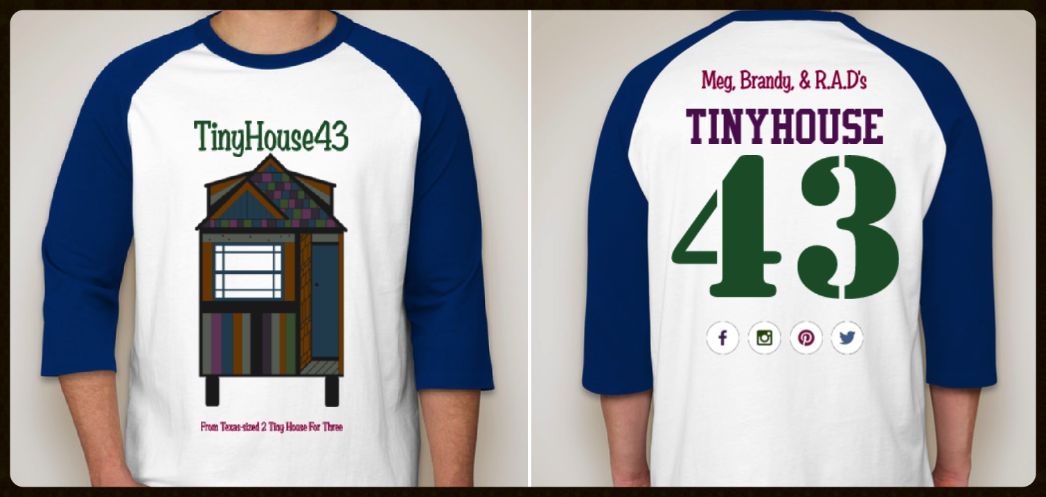 Did you spot us at the First Annual Tiny House Jamboree?? We'll be there for 2016 as well, so come say hello!