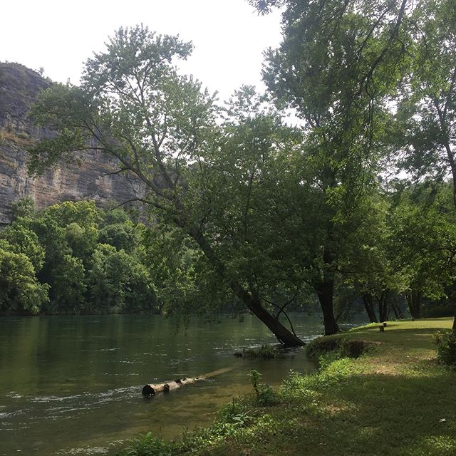 This is why I live in Arkansas: a wonderful weekend on the White and Buffalo Rivers.