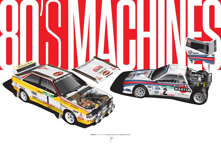 80's Machines