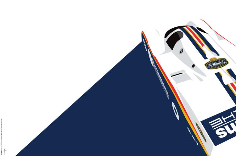 Porsche 962C, 1985