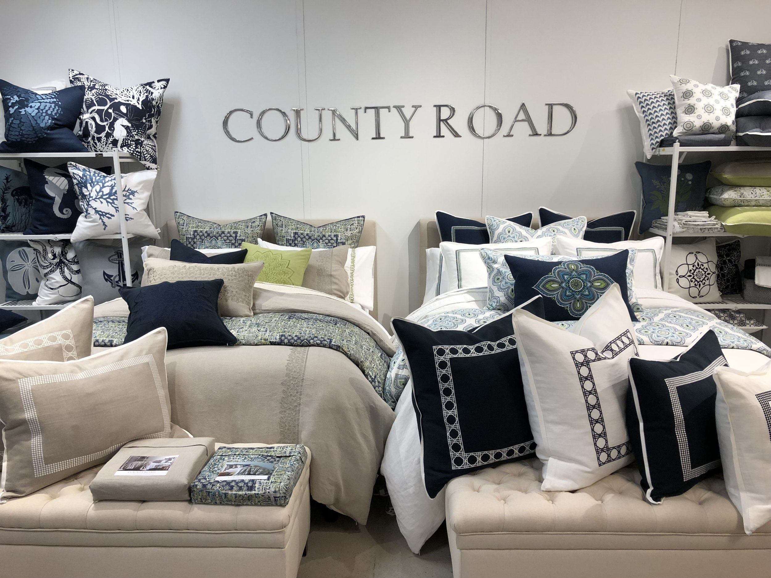 County Road, High Point, NC Market April 2018