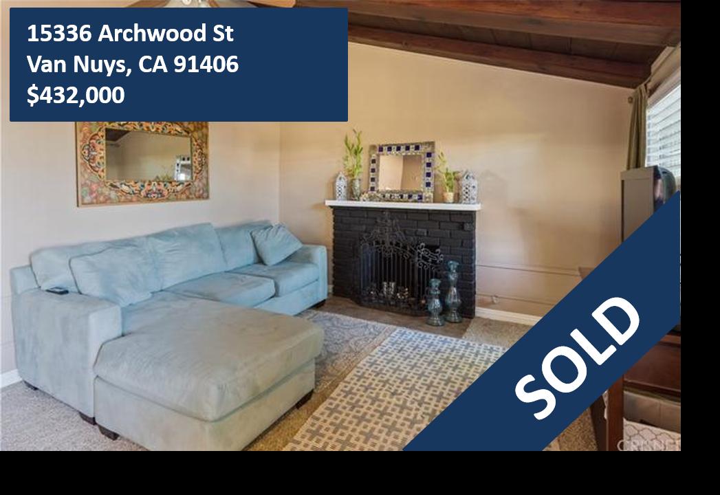 15336 Archwood Street, Van Nuys, CA 91406