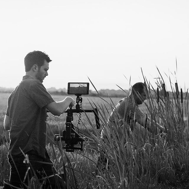 Ronin in the rice fields 🎥 #seastandproductions