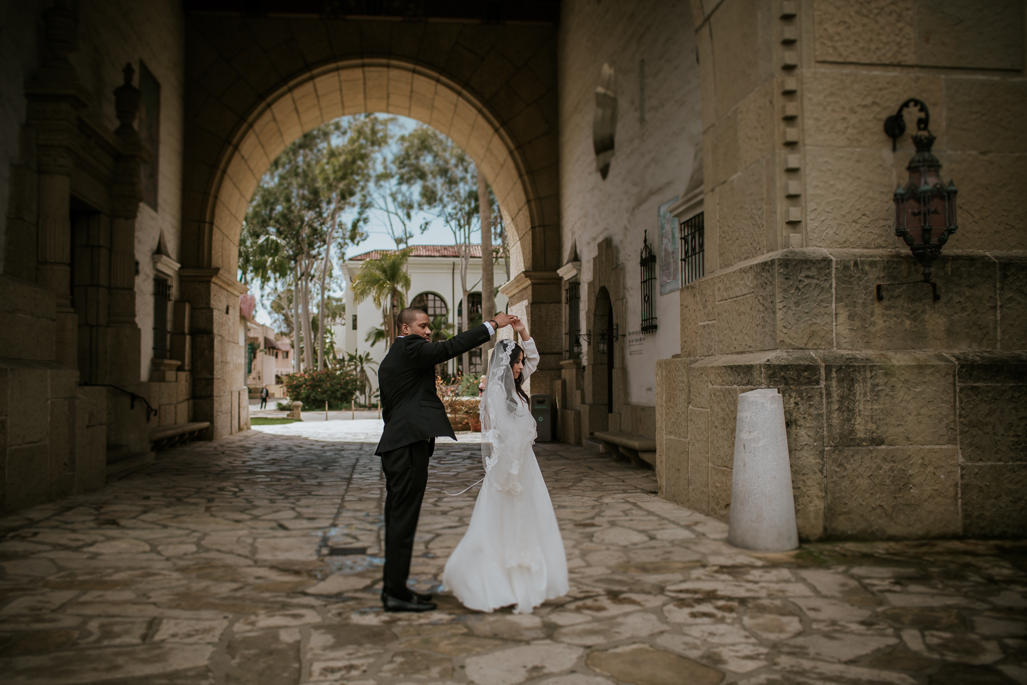 Gabriela and DeJuan santa barbara courthouse wedding stella mares wedding elopement  -27.jpg