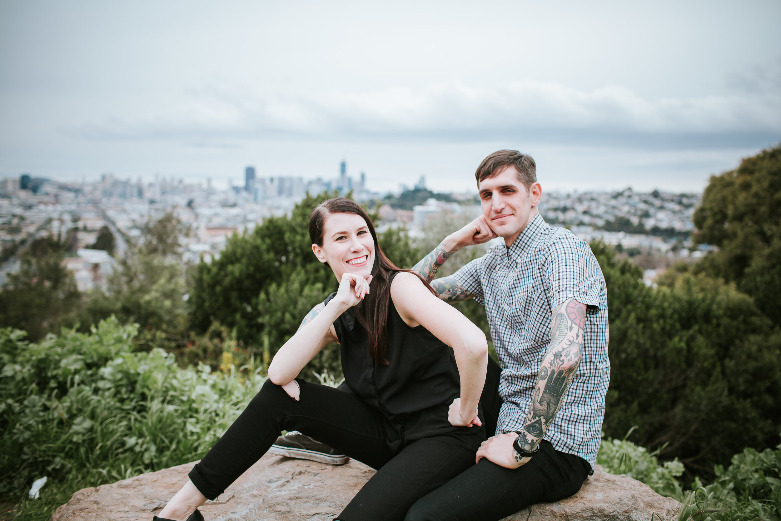 Nikki.Steven.san francisco. engagement. bernal heights dolores mission district-58.jpg