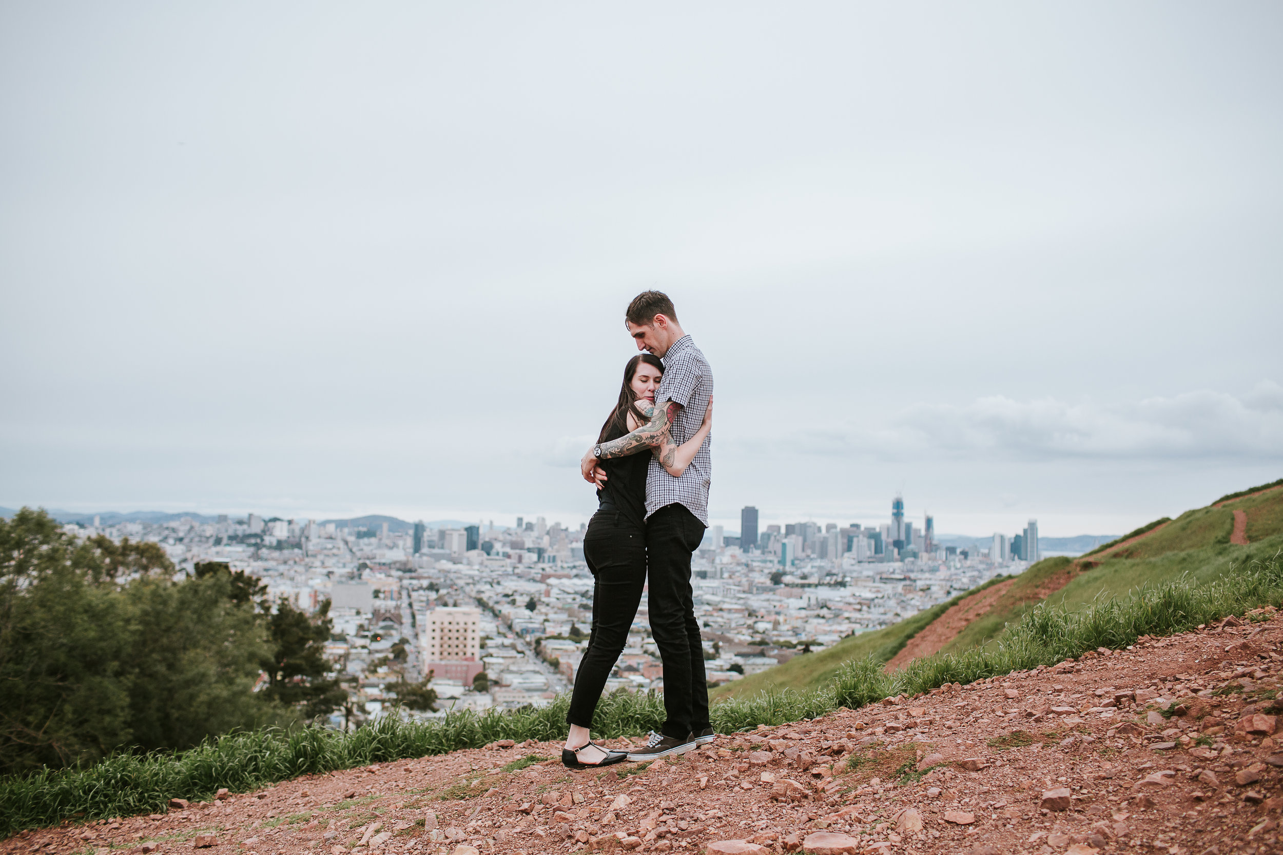 Nikki.Steven.san francisco. engagement. bernal heights dolores mission district-87.jpg