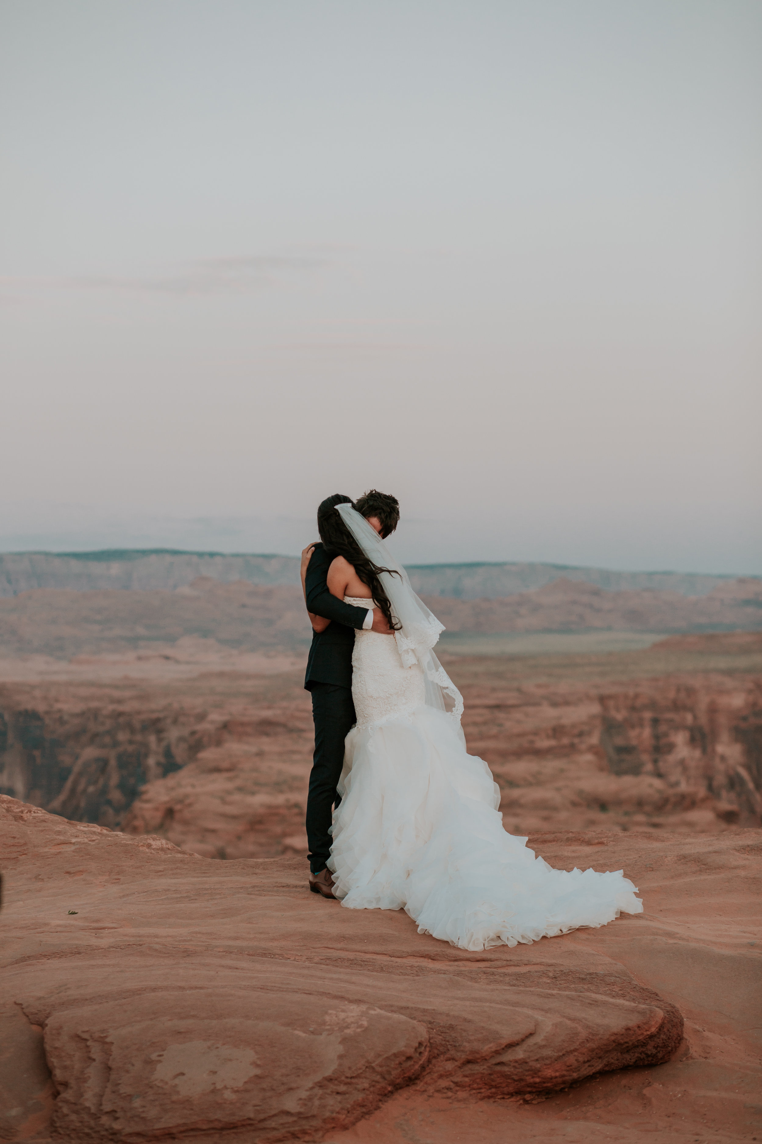 Sandy and Ryan Horseshoe Bend page Arizona Sunrise Wedding-19.jpg