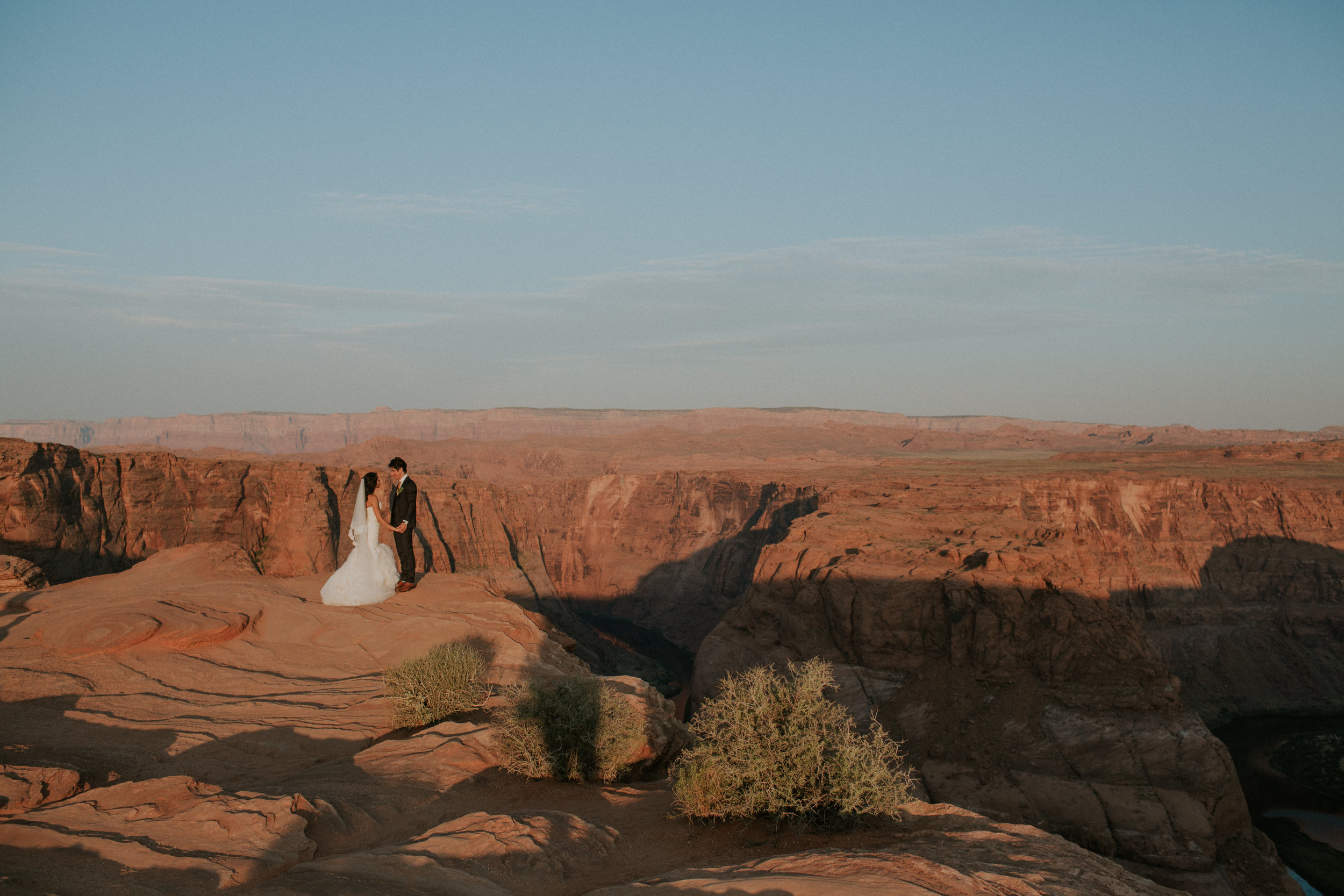Sandy and Ryan Horseshoe Bend page Arizona Sunrise Wedding-29.jpg