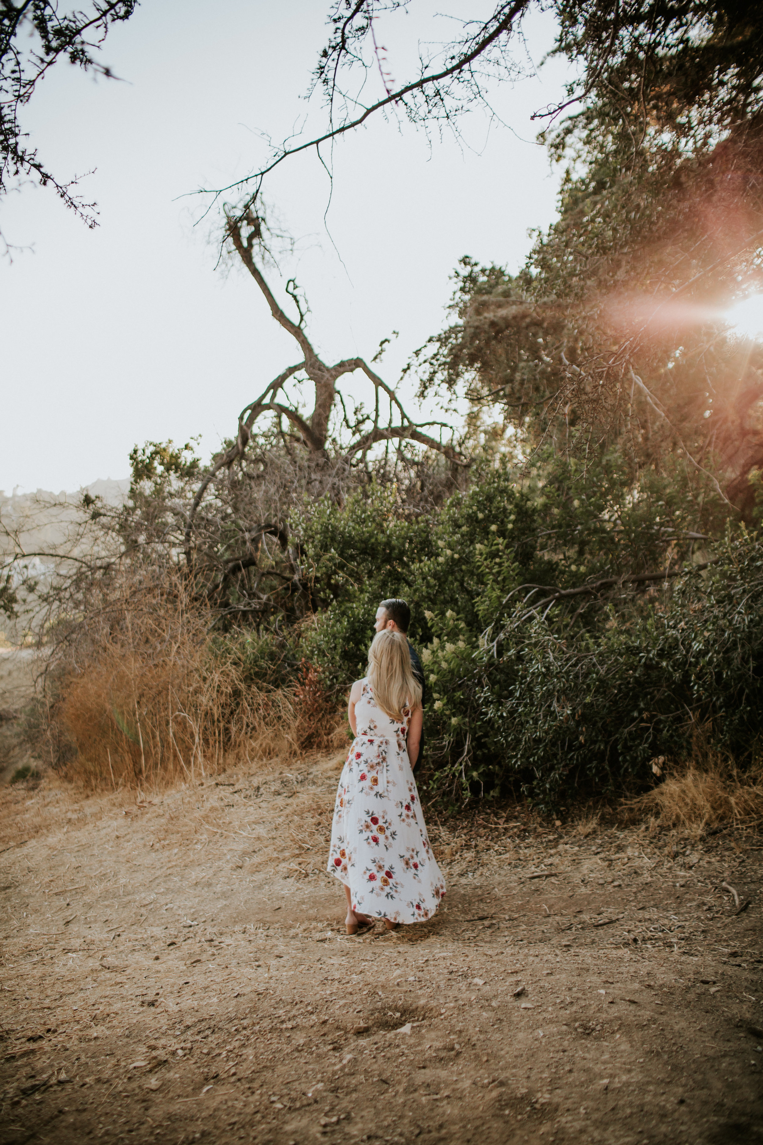 Adela and Scott Los Angeles Griffith Park Outdoor Engagement Session-20.jpg