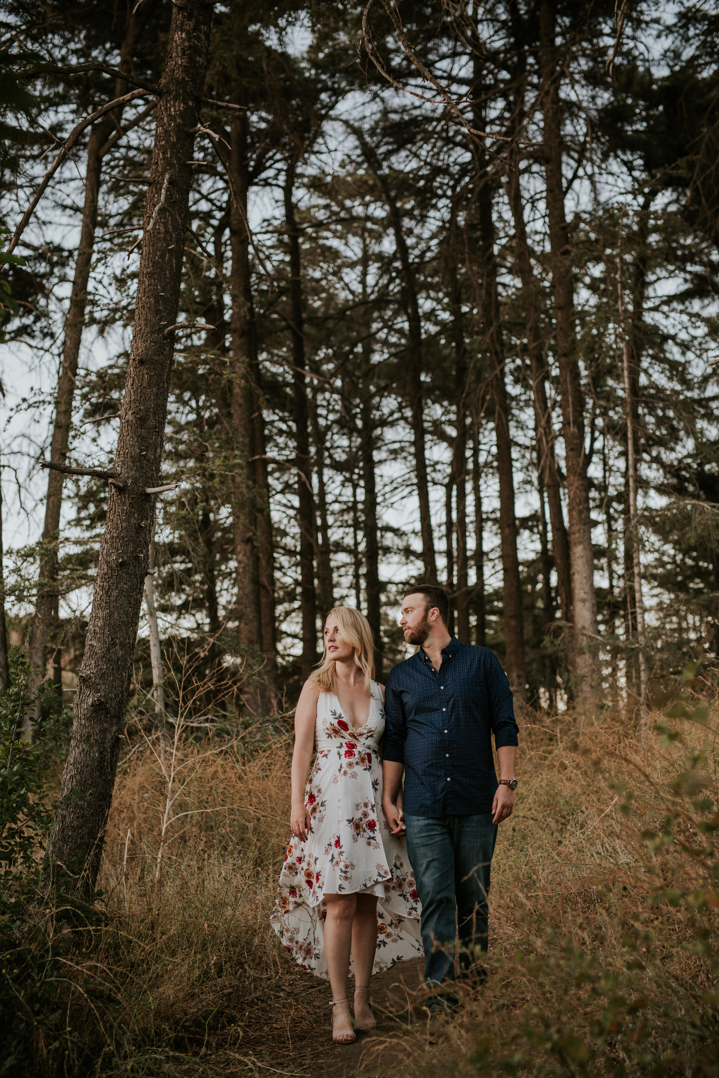 Adela and Scott Los Angeles Griffith Park Outdoor Engagement Session-77.jpg
