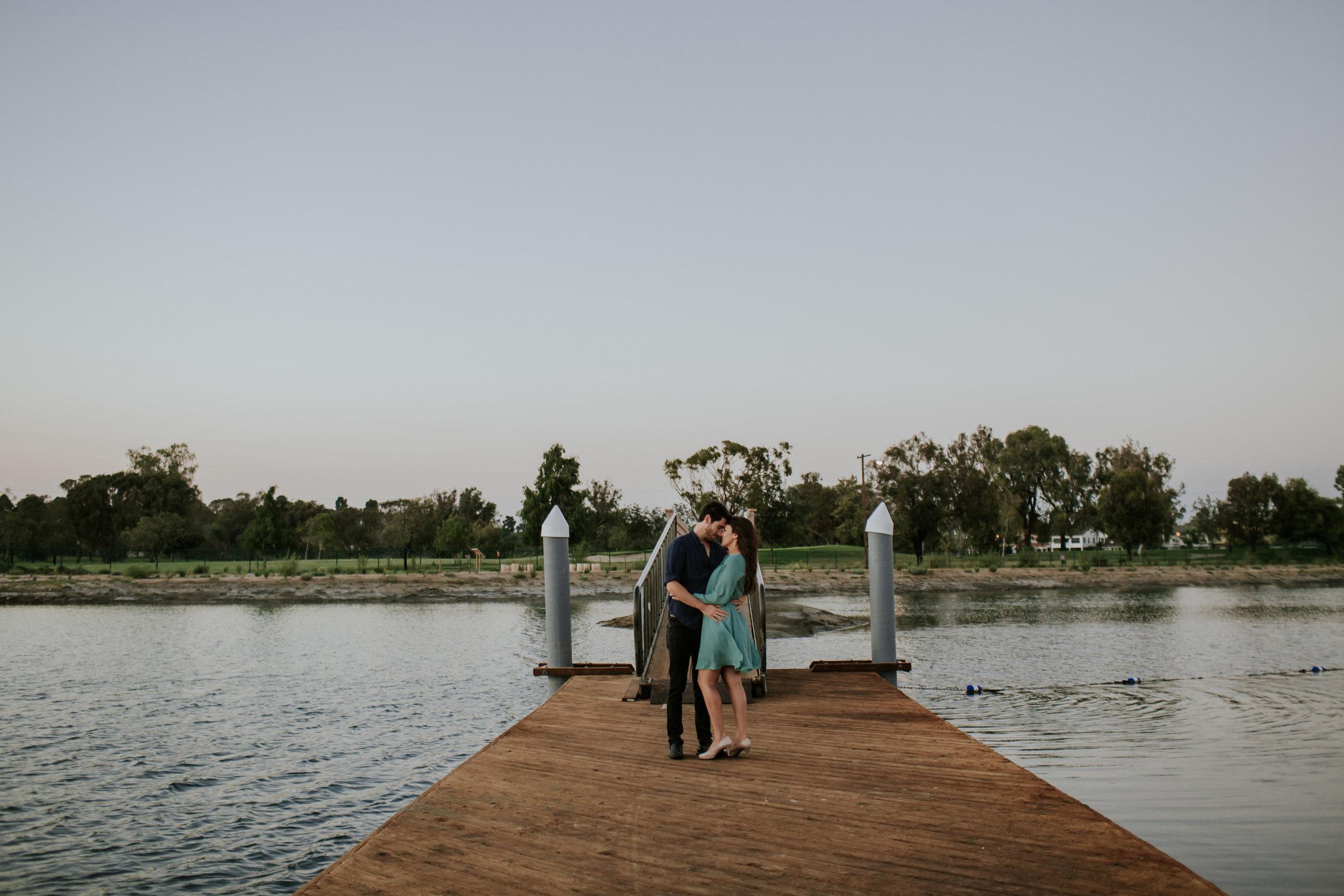 Chelseah and Esteban Long Beach Engagement Colorado Lagoon Signal Hill -201.jpg