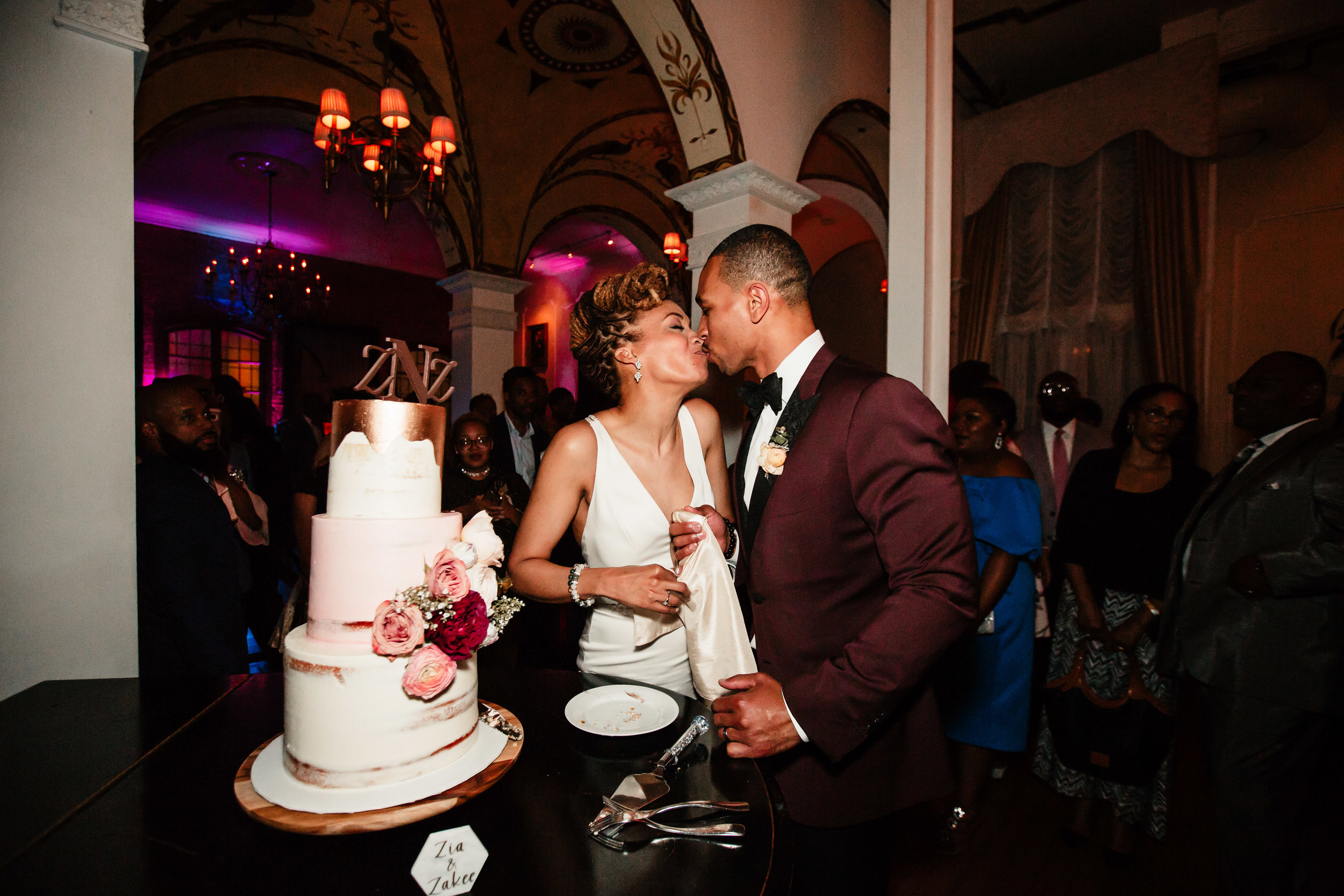Zia and Zakee Carondelet House Wedding in Los Angeles - Eve Rox Photography-556.jpg