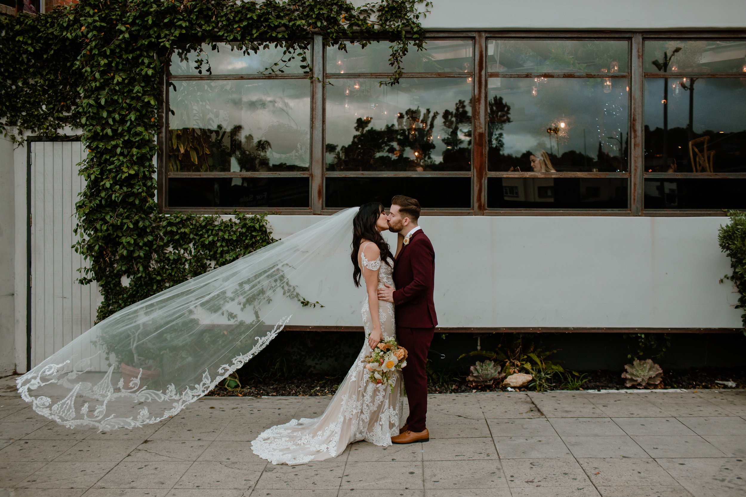 Michelle and Matt Madera Kitchen in Hollywood Wedding - Eve Rox Photography-171.jpg
