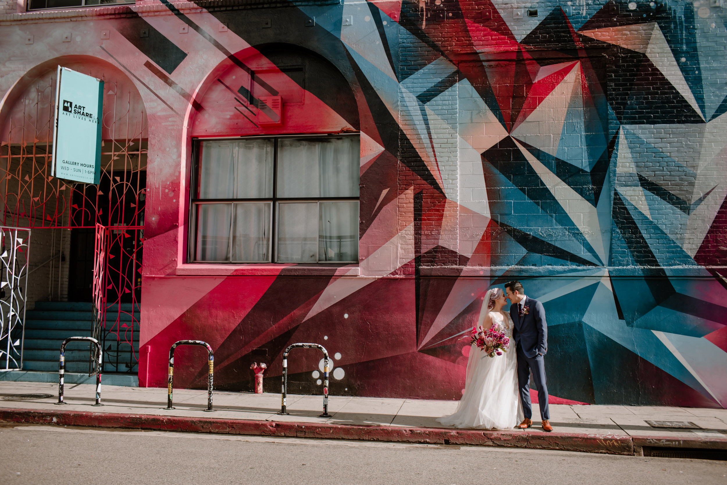 Gillian and Jon Wedding at Millwick in Los Angeles Arts District - Eve Rox Photography-154.jpg