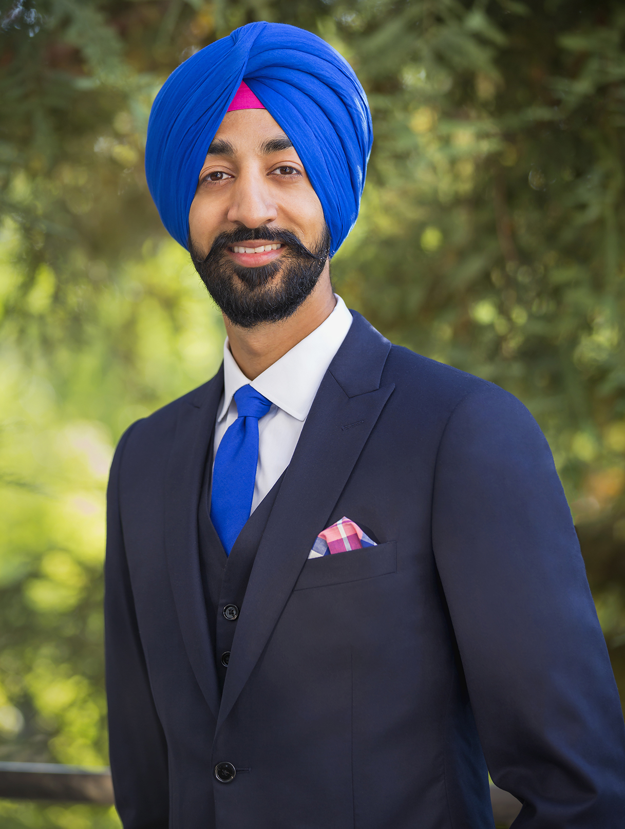 Harinder Chahal, MD  - Fresno, California Let the beauty of what you love be what you do.