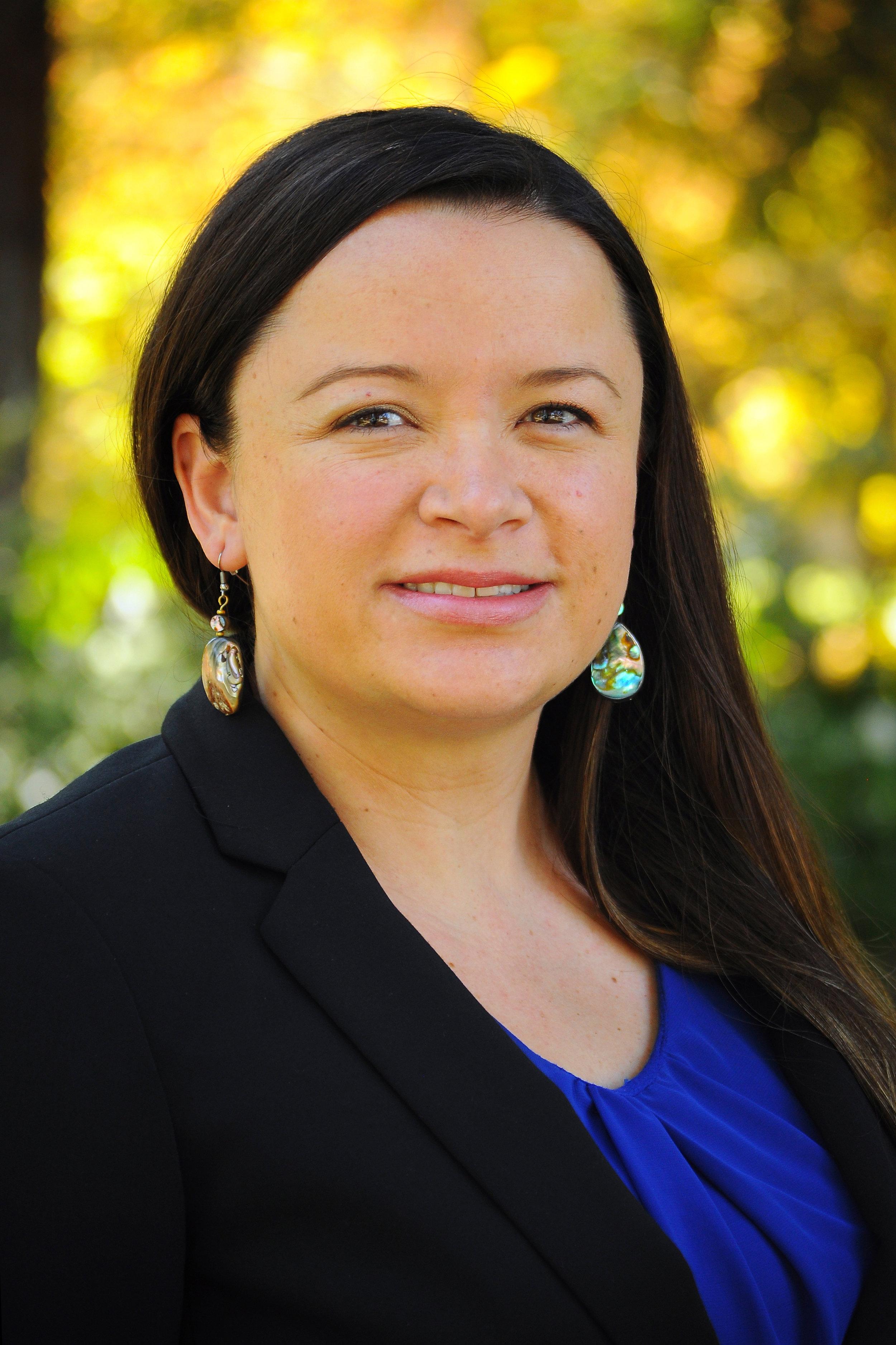 Jennifer Ruiz,Chair Woman - Walk your talk!