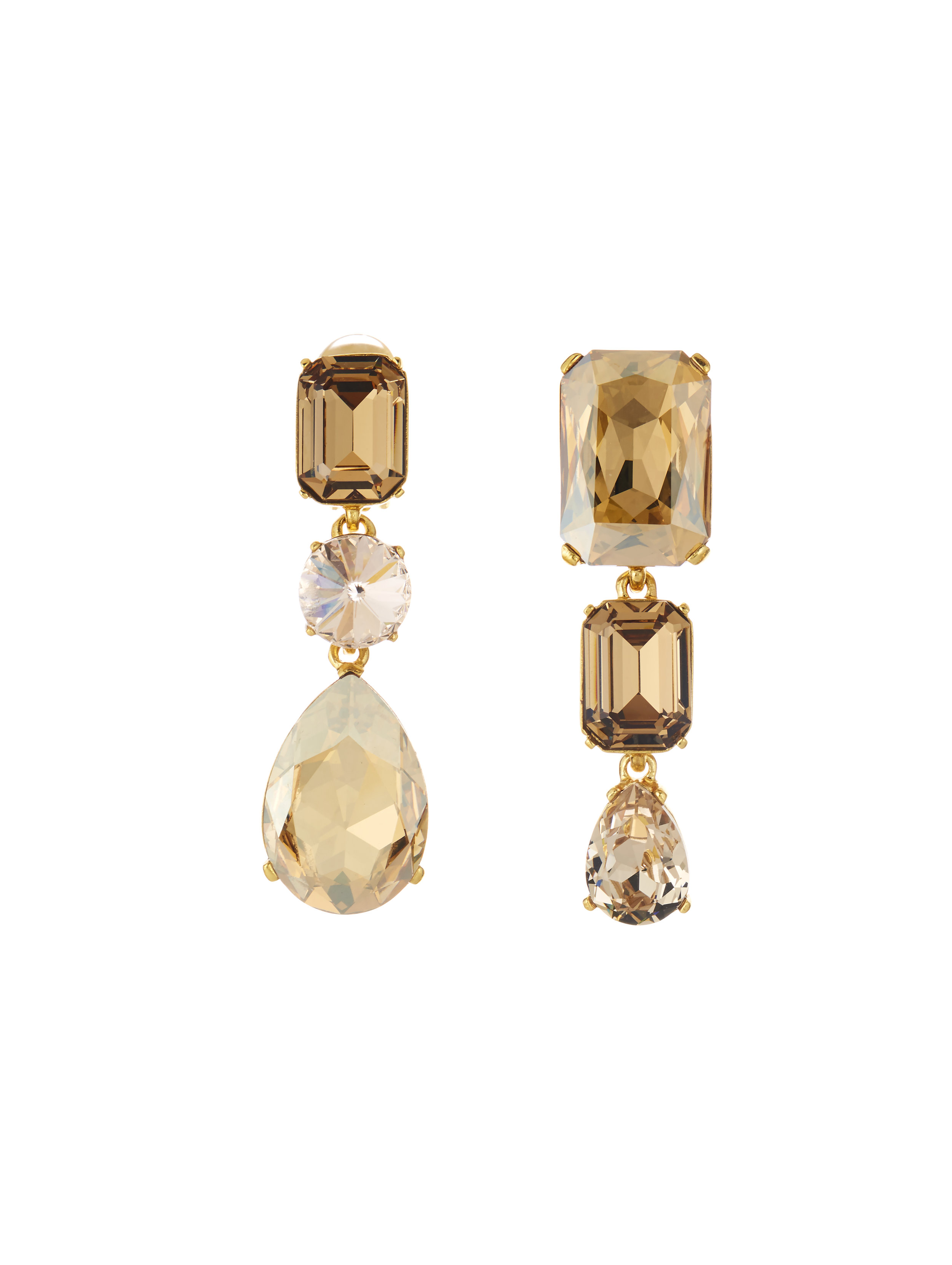 3. Oscar de la Renta Bold Crystal Earrings $450 from www.oscardelarenta.com