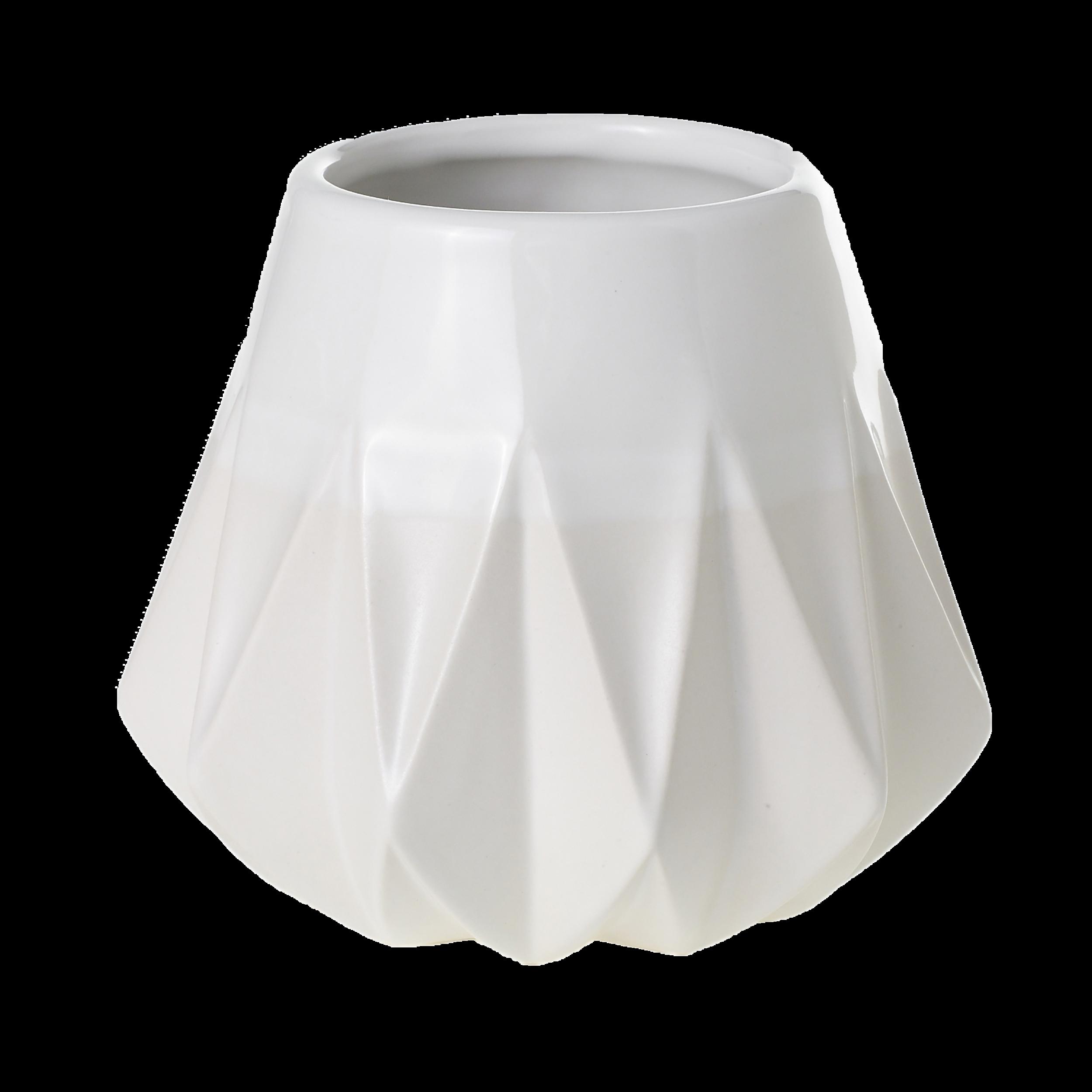 Teco Vase Short