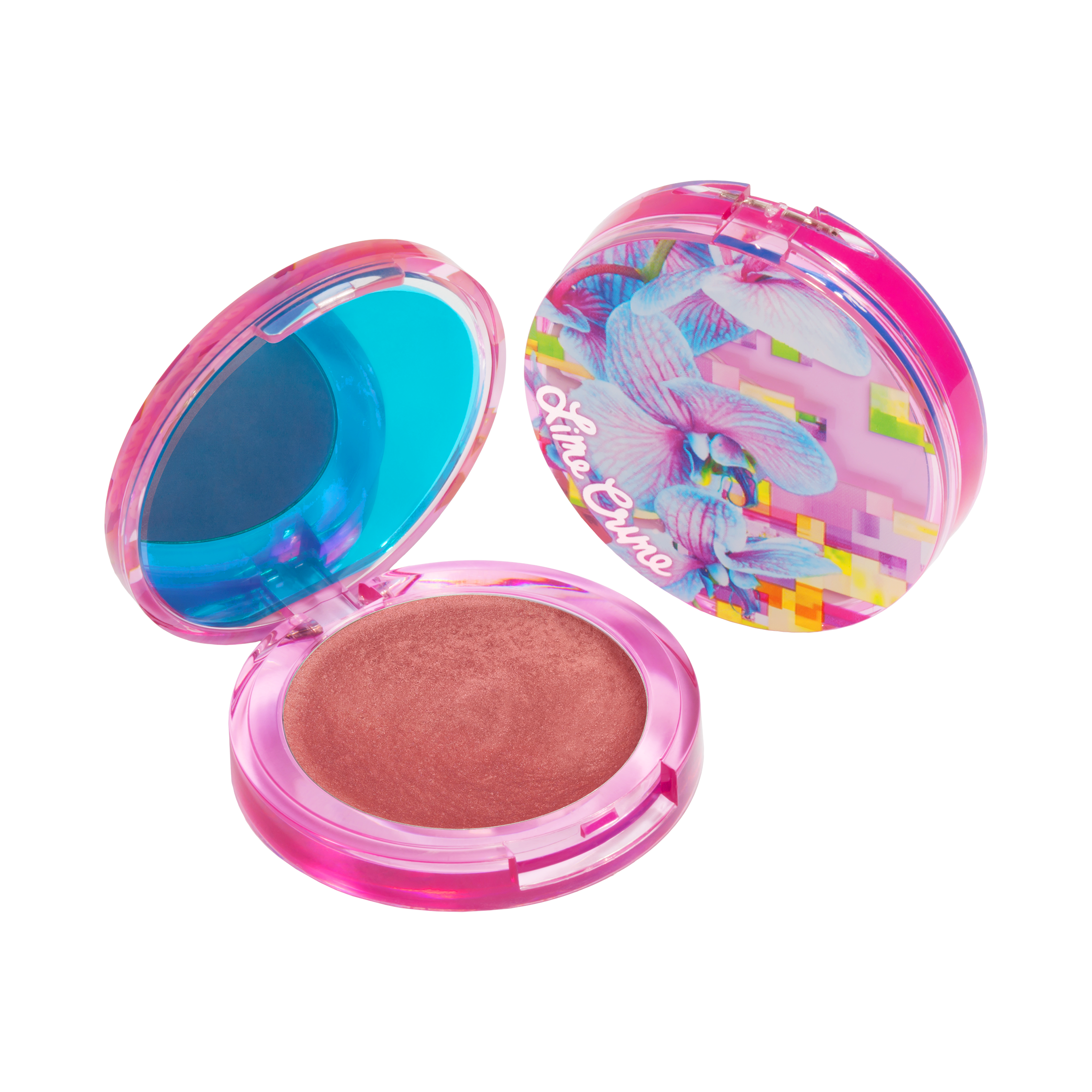 Lime Crime Glow Softwear Blush - Flash Drive - Open + Component.png