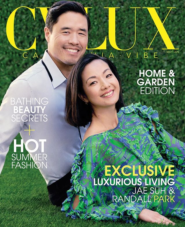Let the sunshine in with the release of our latest #summer Home & Garden Edition hitting newsstands this week! ☀️😎 @thejaesuhpark @randallpark #luxlife #homeandgarden