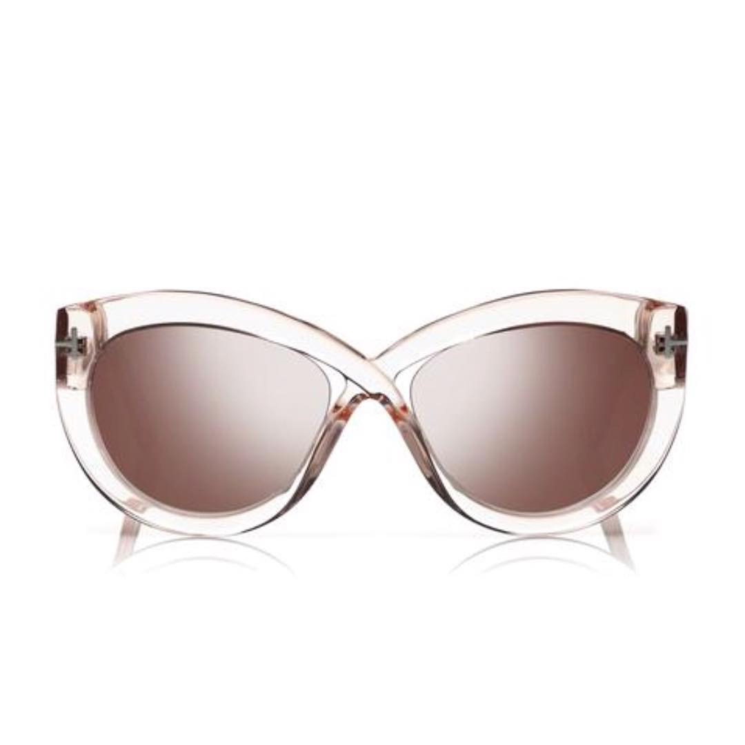 FOR THE LADY WHO LUNCHES - Since her days of hustle and bustle are behind her, her new routine includes afternoons with the grandchildren and planning for her upcoming vacations. She'll love these exclusive Tom Ford sunglasses for her new, out-and-about lifestyle.Tom Ford Sunglasses $430 from La Rouge Boutique