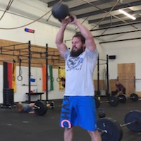 Steve Reeves    Coach/US Navy Veteran   CrossFit Level 2 Trainer