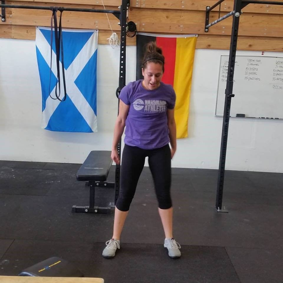 Stephanie Ma Birthday CrossFit Craft Fort Collins Colorado
