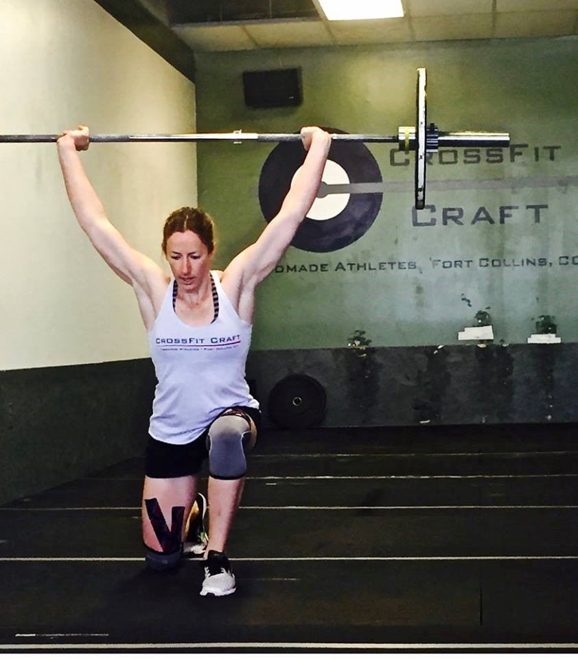 Emily Birthday CrossFit Craft Fort Collins Colorado