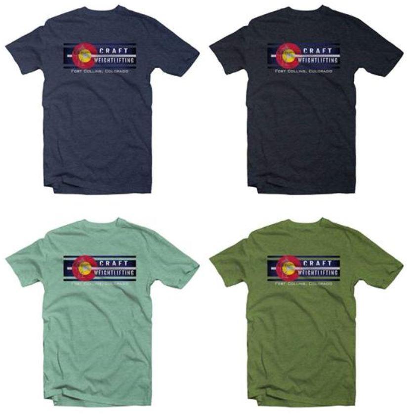4 Shirts we are running.JPG
