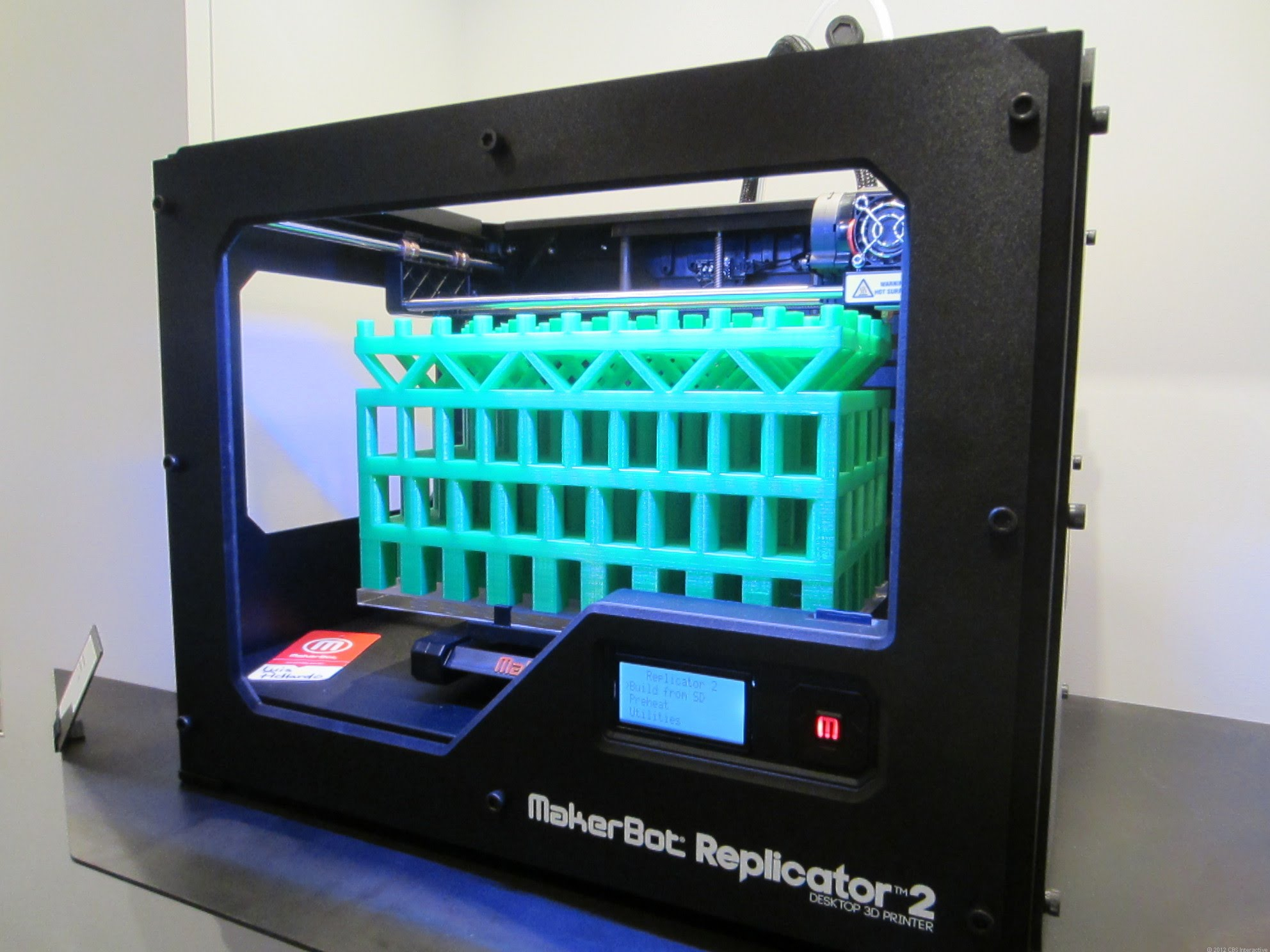 Makerbot 3D Printer for jewelry line and packaging