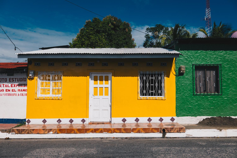 Streets of Ometepe