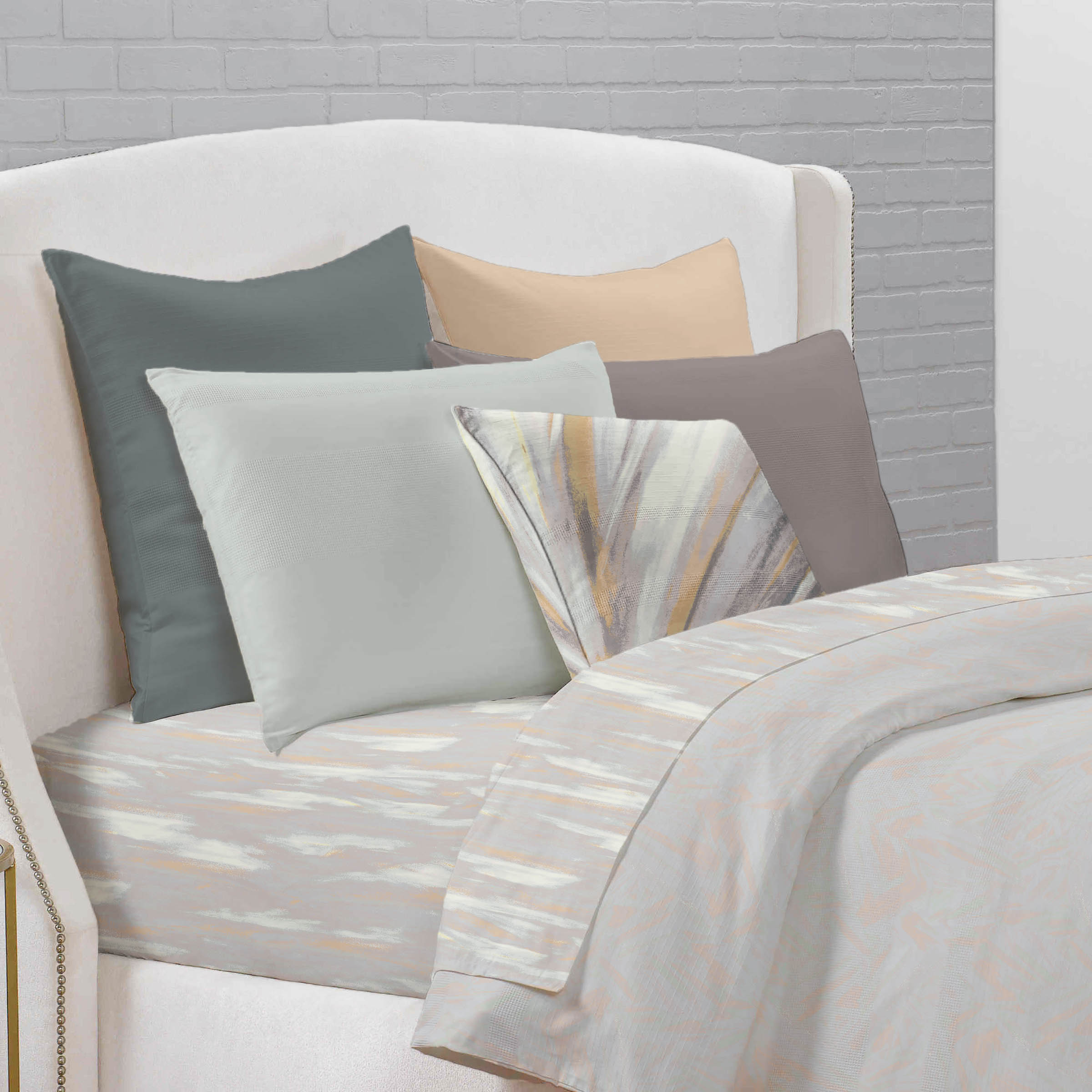 Painterly Bedding Set
