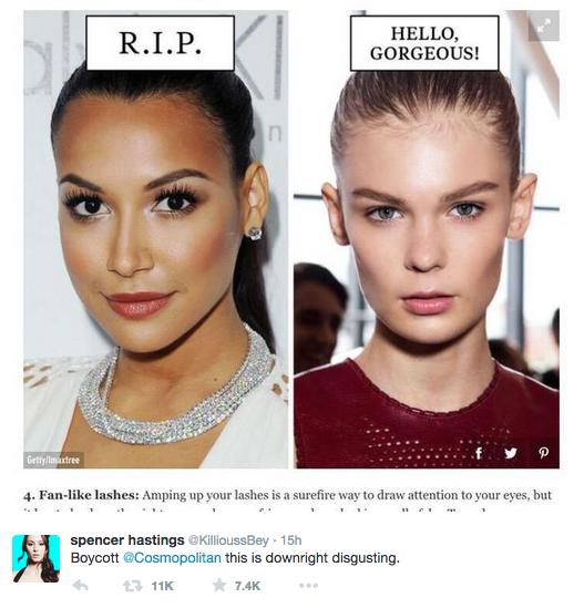RIP vs Hello Gorgeous