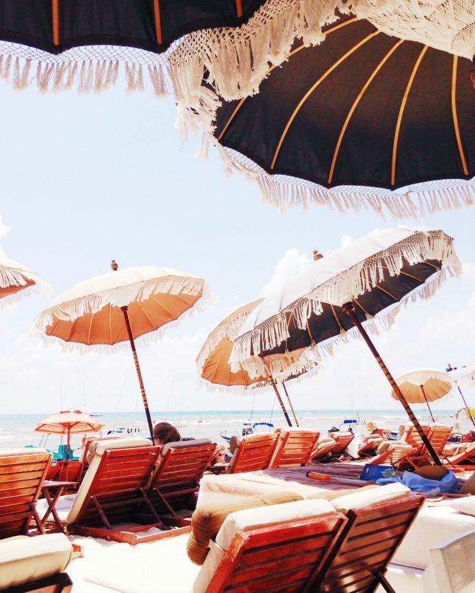 playa del carmen indigo beach - this little joy
