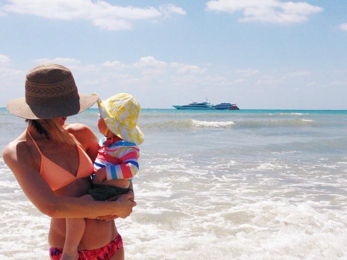 playa del carmen - this little joy