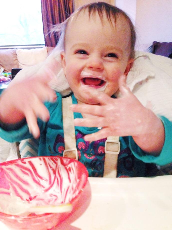 reese yogurt love - this little joy