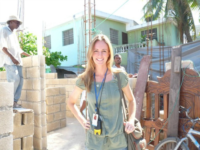 me in Haiti 2011 - this little joy