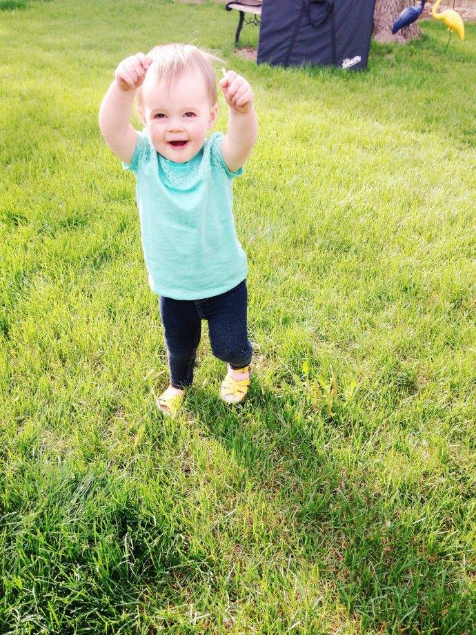 reese loving spring - this little joy