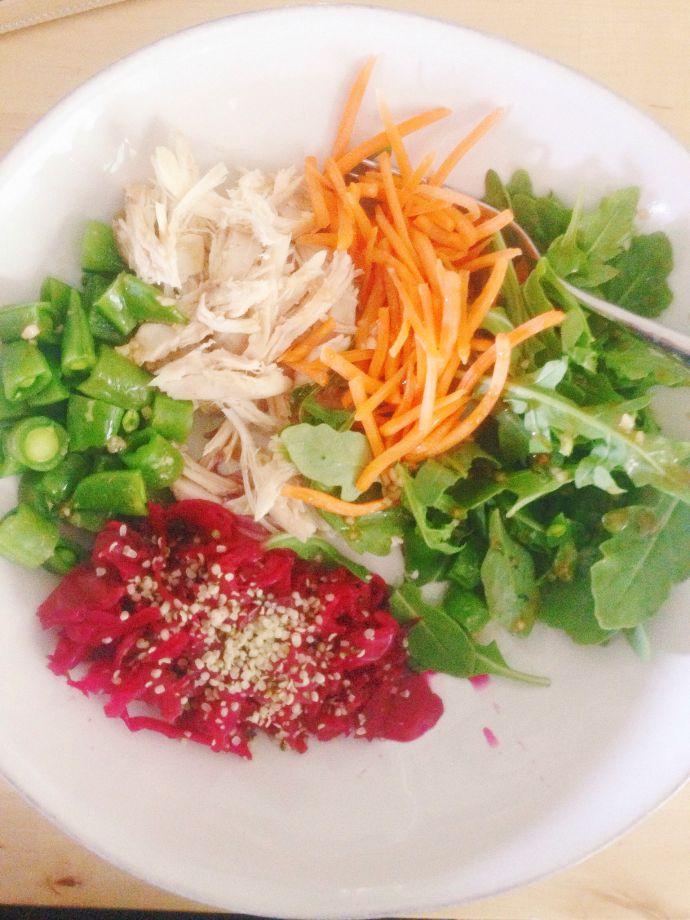 this little joy - friday favorites salad