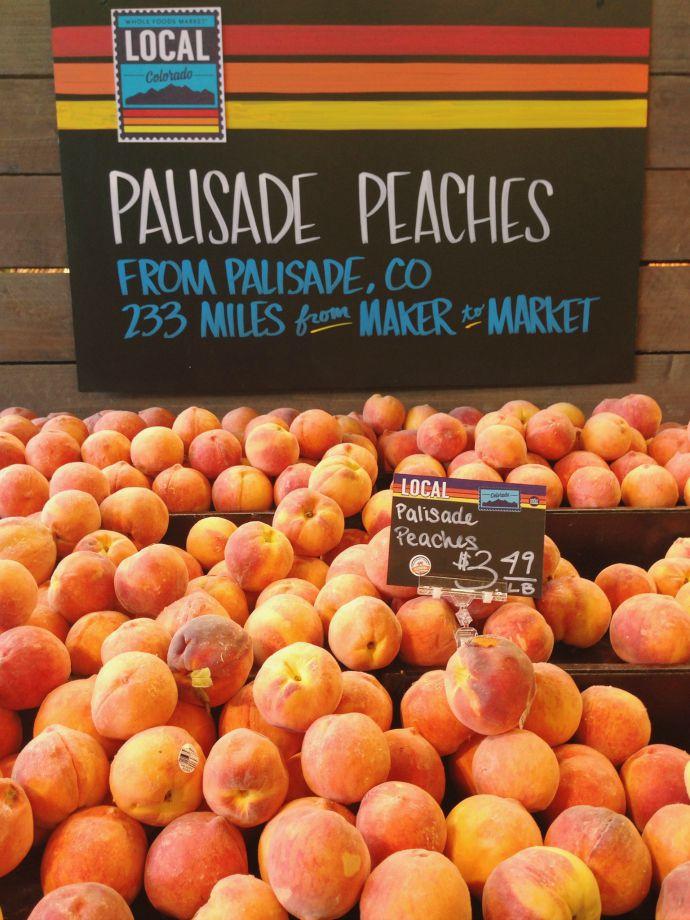 this little joy - peach season