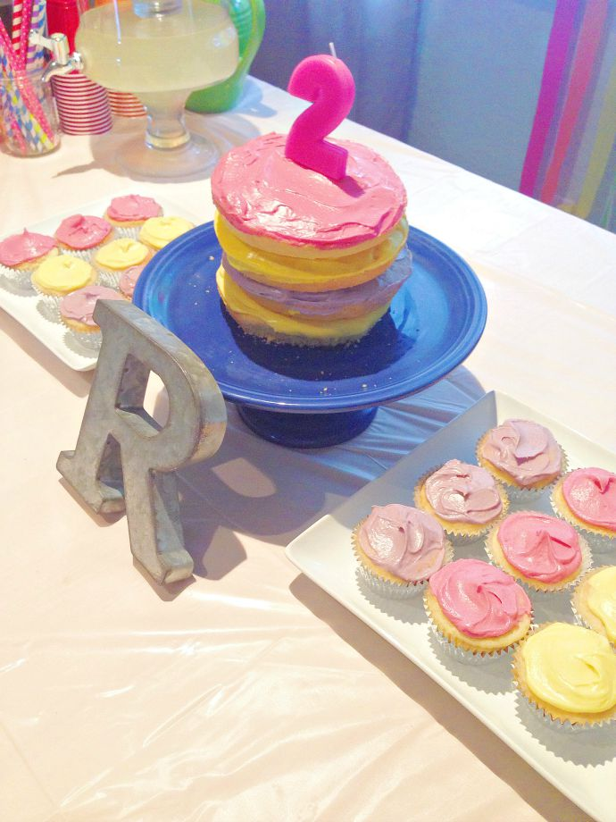 this little joy - Reese's rainbow party