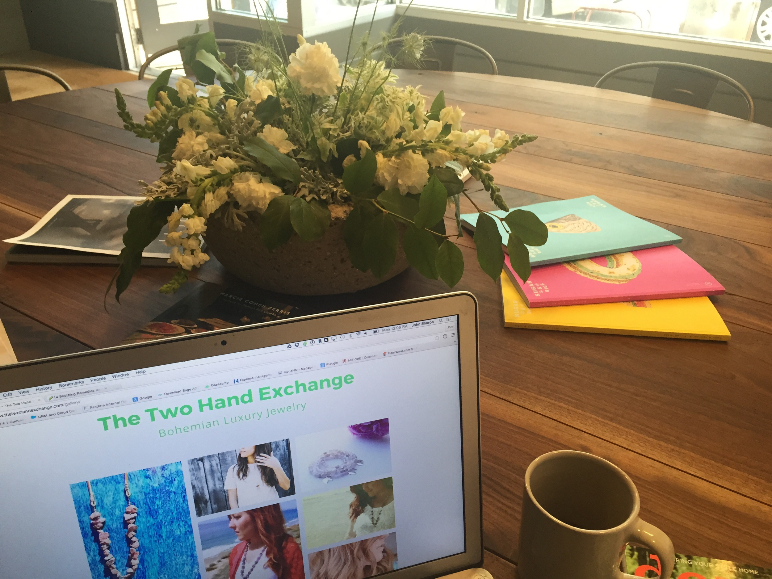 Catching up on the blog.